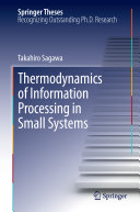 Thermodynamics of Information Processing in Small Systems Pdf/ePub eBook