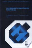 Electromagnetic Nondestructive Evaluation  II