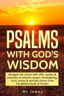Psalms with God s Wisdom