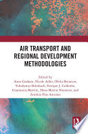 Air Transport and Regional Development Methodologies
