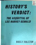 History s Verdict