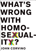 What s Wrong with Homosexuality