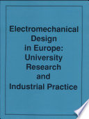 Electro mechanical Design in Europe
