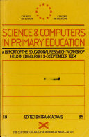 Science And Computers In Primary Education
