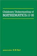 Children's Understanding of Mathematics: 11-16