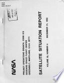 Satellite Situation Report Book