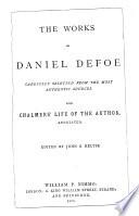 The Works of Daniel Defoe
