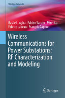 Pdf Wireless Communications for Power Substations: RF Characterization and Modeling Telecharger
