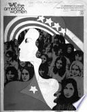 We  the Americans     a Series of Reports from the 1970 Census  We  the American women