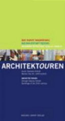 Architectours through Saxony Anhalt  buildings of the 20th century