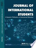 Journal Of International Students 2019 Vol 9 1