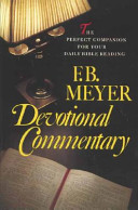 Devotional Commentary