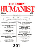 The Radical Humanist Book