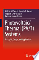 Photovoltaic/Thermal (PV/T) Systems