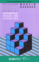 The Second  textit  Scientific    textit  American   Book of Mathematical Puzzles and Diversions