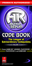 Action Replay Code Book