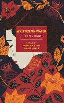 Written on Water Book PDF