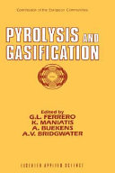Pyrolysis and Gasification