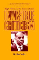 Invisible Criticism Pdf/ePub eBook