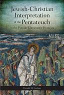 Jewish Christian Interpretation of the Pentateuch in the Pseudo Clementine Homilies