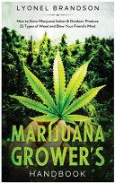 Marijuana Grower s Handbook