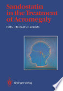 Sandostatin In The Treatment Of Acromegaly Book PDF