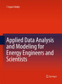 Applied Data Analysis and Modeling for Energy Engineers and Scientists Pdf/ePub eBook