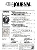 CDA Journal