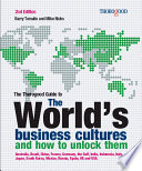 The Worlds Business Cultures and how to Unlock them