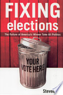 Fixing Elections Book