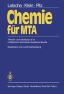 Chemie für MTA