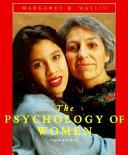 The Psychology of Women Book PDF