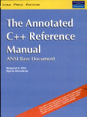 The Annotated C   Reference Manual