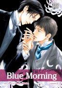 Blue Morning, Vol. 2 (Yaoi Manga)