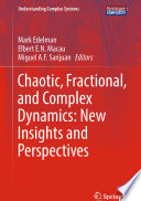 Chaotic  Fractional  and Complex Dynamics  New Insights and Perspectives Book