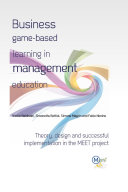 Business game based learning in management education