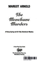 The Menehune Murders Book