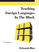 Teaching Foreign Languages in the Block