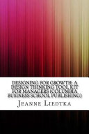 Designing for Growth Book PDF