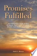 Promises Fulfilled Book PDF