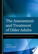 The Assessment and Treatment of Older Adults