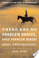 There Are No Problem Horses Only Problem Riders Book PDF