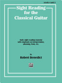 Sight Reading for the Classical Guitar, Level IV-V