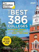 The Best 386 Colleges, 2021 Pdf/ePub eBook