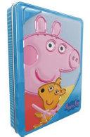 Peppa Pig Mini Collector s Tin
