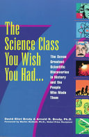 The Science Class You Wish You Had   Book PDF