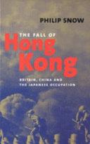 The Fall of Hong Kong