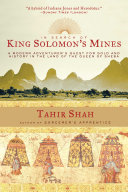 Free Download In Search of King Solomon's Mines Book
