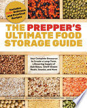 The Prepper's Ultimate Food-Storage Guide
