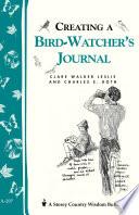 Creating a Bird-Watcher's Journal